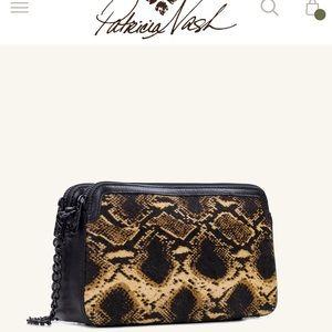 Patricia Nash Bags - Patricia Nash calfhair python leather crossbody